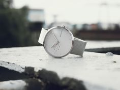 Meshable, a new German watch company launches its first watch collection Luxury Belts, Branding, Watch Companies, Stainless Steel Watch, Fashion Accessories, Product Launch, Watches, Bling, Popular