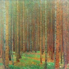 One of my favorite all time pieces - By Klimt