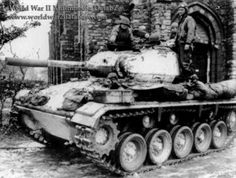 M24 Chaffee of 18th Cavalry Squadron