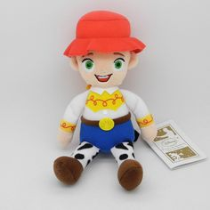 Disney Toy Story Beans collection 20cm Jessie doll (Imported from Japan)  迪士尼(Disney)110週年版反斗奇兵(Toy Story) 20cm 翠絲(Jessie)毛公仔  http://www.ebay.com/itm/Disney-Toy-Story-Beans-collection-20cm-Jessie-doll-Imported-Japan-/300856972547?pt=TV_Movie_Character_Toys_US=item460c791503  http://hk.f1.page.auctions.yahoo.com/hk/auction/1133681481