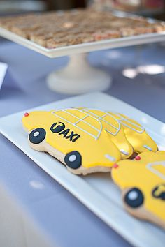 Taxi Cookie