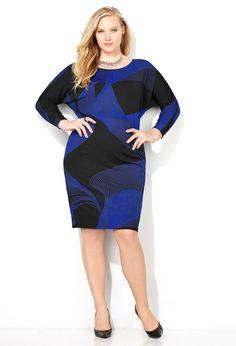 Francesca Lace Dress | Plus size dresses, Business casual and Casual