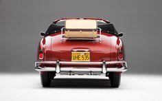 1958-Volkswagen-Karmann-Ghia-rear-view.jpg 1500×938 pixels Volkswagen Karmann Ghia