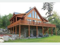 Eaton Vacation Rental - VRBO 3251075ha - 5 BR White Mountains House in NH, Welcoming Log Cabin, Great for Winter Getaways with 6 Person Hot ...