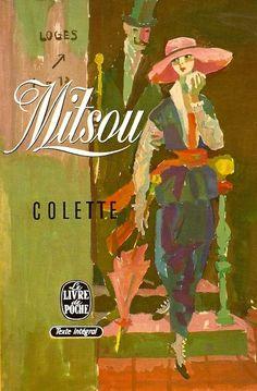 Mitsou, Colette (Livre de Poche)