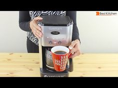 Top 10 Drip Coffee Makers (Sep. 2019) - Reviews & Buyers Guide Best Drip Coffee Maker, Cheap Coffee Maker, Coffee Maker Reviews, Charcoal Water Filter, Coffee Brewer, Great Coffee, Buyers Guide, Coffee Machine, Keurig