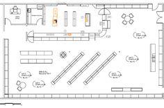 Pharmacy gift shop floorplan floor plan ideas for Pharmacy floor plan