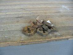 Giant Vintage Dies | Second Use, Seattle: Building Materials, Salvage, & Deconstruction