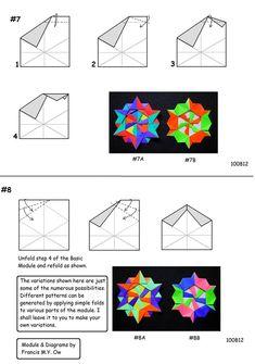 6 Piece Snowflake