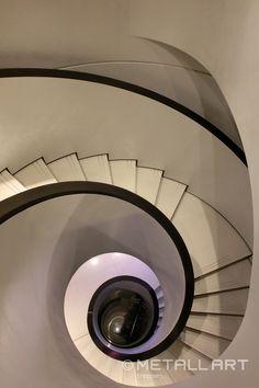 Treppen mit Design | MetallArt Metallbau Schmid GmbH