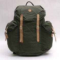 fjallraven vintage rucksack