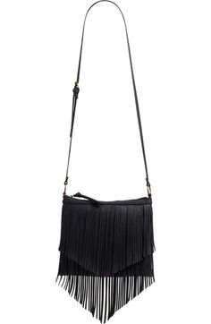 BP. Layered Fringe Crossbody Bag available at #Nordstrom