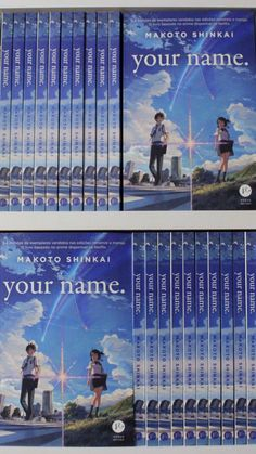Your Name, Makoto Shinkai Battle Angel Alita, Tokyo Ghoul, Kimi No Na Wa, Your Name, Fan Fiction, Manga, Neverland, Novels, Anime