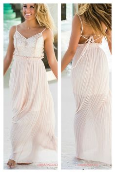 Steal The Show Champagne Sheer Maxi Dress $24
