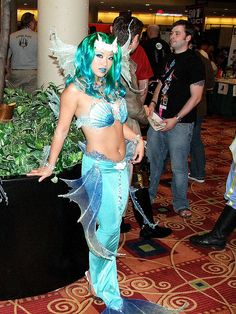 Rue The Day! » Mermaid Cosplay Is Amazing