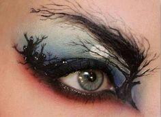 super makeup............great for hallowe'en