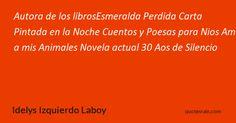 Idelys  Izquierdo  Laboy  # cotizaciones
