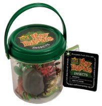 Itsy Bitsy Bucket Insect From Wild Republic Price: £4.99 & eligible for FREE Super Saver Delivery.