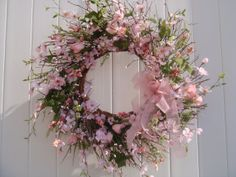 Spring wreath spring wreaths Easter wreath by designsdivinebyjb