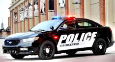 ICYMI: 2019 Ford Crown Victoria Police Interceptor Review