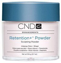 Creative Nail Retention Powder False Nails, Intense Pink, 3.7 Ounce by Creative Nail. $65.30. For gorgeous, long-lasting, lift-resistant nail enhancements. Retention Powders are durable and dazzling, going beyond the acrylic nail powders experienced before. Superior adhesion and flawless finish, create nails that are resilient and beautiful. For gorgeous, long lasting, lift resistant nail enhancements. Rentention+ Powders are durable and dazzling, going beyond the a...