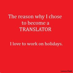 I prefer to work. Very Funny Quotes, Lost In Translation, Choose Me, How To Become, Fun Stuff, Holidays, Cooking, Recipes, Fun Things