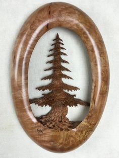 Wood carving Tree art wood sculpture best by TreeWizWoodCarvings