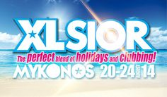 here the latest news about the XLSIOR gay festival : The festival will be quite similar to the one in 2013 with 7 events, split between Mykonos Town  beach locations like Paradise  Elia. The pass for all parties will be available from mid-May onwards and will cost around 200 € click:http://www.mykonos-accommodation.com/xlsior-international-gay-festival-mykonos-2014.htm We can reserve the passes for you, and most important: do book now with us where there is still quite a bit of…