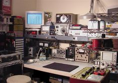 Electronics workbench
