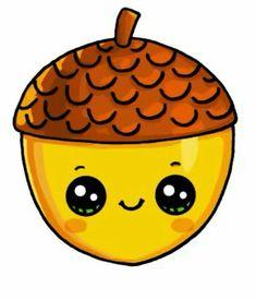 It ' s kawaii Kawaii Girl Drawings, Cute Food Drawings, Cute Disney Drawings, Doodle Drawings, Cartoon Drawings, Chibi Kawaii, Kawaii Doodles, Kawaii Art, Kawaii Anime