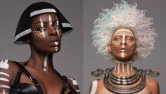 Meet Lisa Farrall: Hairdresser representing African culture throughhairstyles