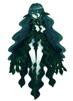 Flow Kelp - Monster Girl Encyclopedia Wiki - Wikia