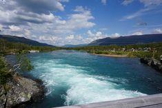 Norway Besseggen River, Mountains, Landscape, Nature, Outdoor, Norway, Outdoors, Scenery, Naturaleza