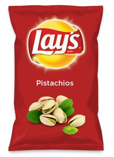 Wouldn't Pistachios be yummy as a chip? Lay's Do Us A Flavor is back, and the search is on for the yummiest flavor idea. Create a flavor, choose a chip and you could win $1 million! https://www.dousaflavor.com See Rules.