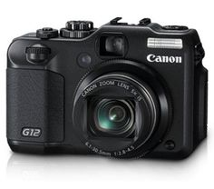 Canon G12 10 MP Digital Camera with 5x Optical Image Stabilized Zoom and 2.8 Inch Vari-Angle LCD > Price: $749.00 > Click on the image for details and offers.