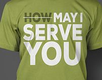 church volunteer shirt - Google Search