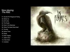 Best song in the album.   Band: In Flames  Album: Sounds Of A Playground Fading