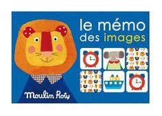 geweldig popipop memospel Moulin Roty | kinderen-shop Kleine Zebra