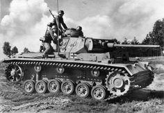 Panzerkampfwagen III (5 cm Kw.K. L/60) Ausf. L Tp mit Vorpanzer (Sd.Kfz. 141/1)