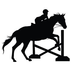 clip art horse jumping equestrian delight pinterest clip art rh pinterest com horseshoe clipart black and white horseshoe clip art images no background
