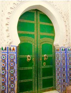 Medina of Tetouan, Morocco