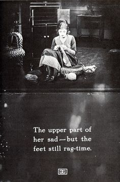 kylarose:  Clarine Seymour inThe Girl Who Stayed At Home (1919), dir. D.W. Griffith Scanned fromThe Griffith Actresses by Anthony Slide