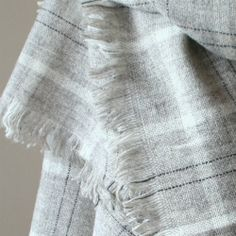 Ardalanish Isle of Mull Weavers Shawl / Throw - Grey Shawl, Bedroom Decor, Blanket, Grey, Shopping, Gray, Decorating Bedrooms, Rug, Blankets