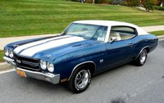 Up for sale is a 1970 Chevelle SS 454 car. It is an all numbers matching car minus the non-numbers matching crate motor. The car is also a great weekend cruiser. It is a very nice car that has been well maintained. Old Muscle Cars, Best Muscle Cars, General Motors Cars, Vintage Mustang, Chevy Chevelle Ss, Chevy Girl, Classic Chevrolet, Us Cars, Dream Cars