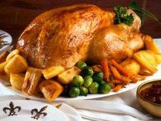 Turkey dinner! My absolute favorite meal!!