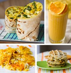 Vegan Breakfast for Dinner!