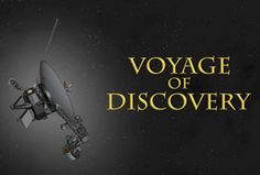 The chart above is a real-time odometer of Voyager 1's distance from the Earth and the Sun in astronomical units (AU) and kilometers (KM).