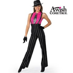 A Wish Come True Dance 2016 : It Don't Mean A Thing - Jazz/Character Dance Costume