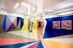50 Intricate Optical Illusion Interiors - From Geometric Carpets to Trippy Tiles