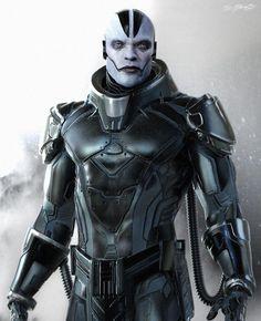 Screenrant.com has some unused X-Men Apocalypse concept art that shows a better…
